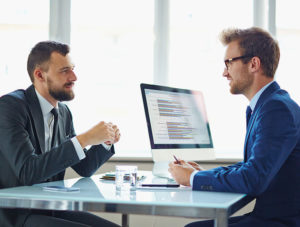 introducing a candidate to a role in recruitment