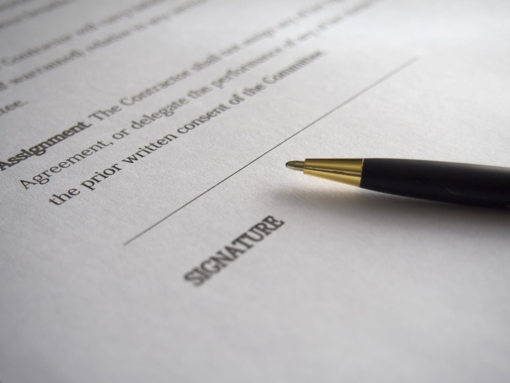 advice on restrictive covenants