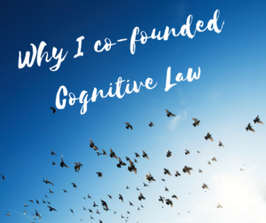 Cognitive Law, boutique consultancy law firm