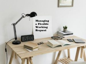 How to manage a flexible working request