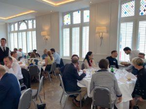 First Friday Lunch Club