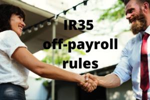 IR35 off-payroll rules