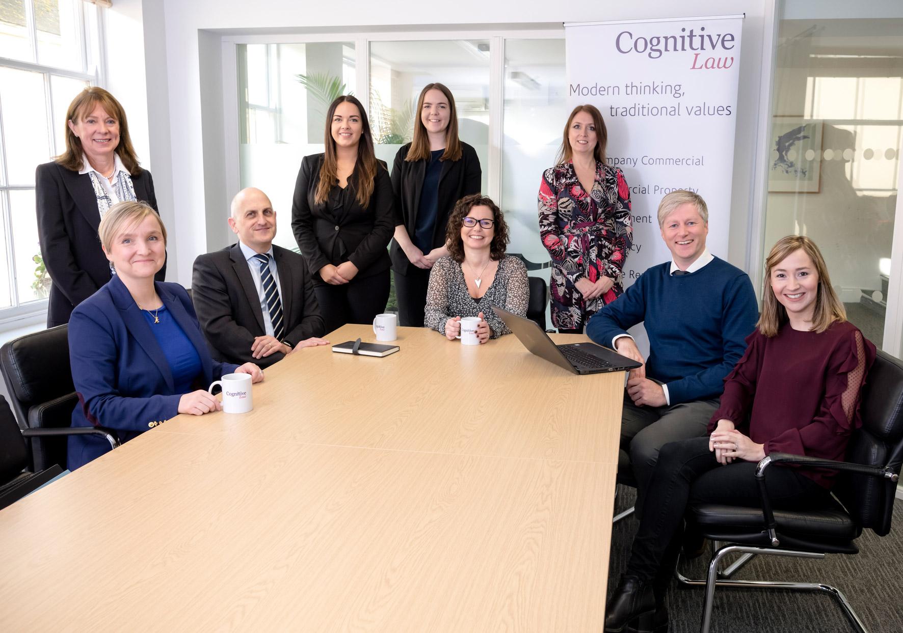 Cognitive Law